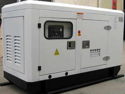 四缸水冷10KW静音柴油发电机组