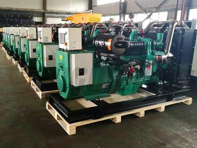 柴油发电机基本原理与构造