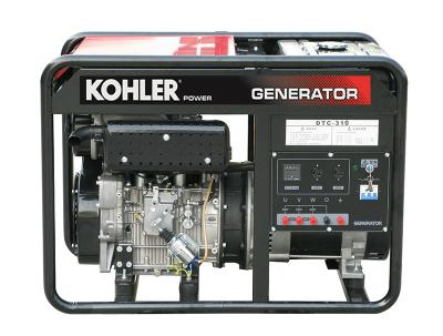 科勒柴油发电机10kW/12.5KVA/DTC-310