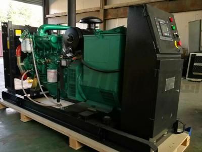 柴油发电机组的类型及技术特点