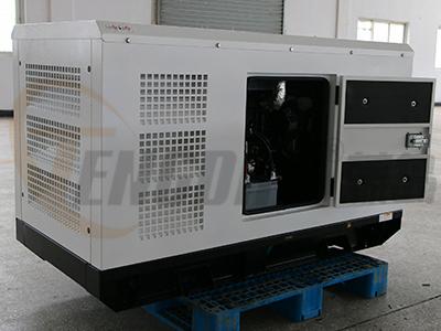 柴油发电机组维护保养图示