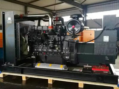 500千瓦柴油发电机组价格 沃尔沃发电机组品牌报价参数图片