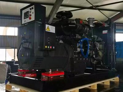 300千瓦上柴柴油发电机,300KW发电机组价格型号多少钱