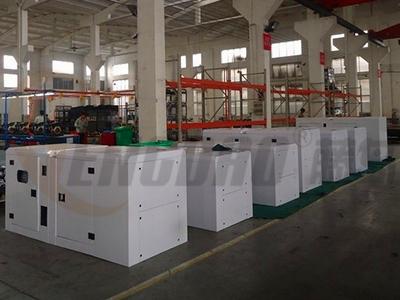 康明斯20KW静音柴油发电机组/康明斯静音发电机组价格