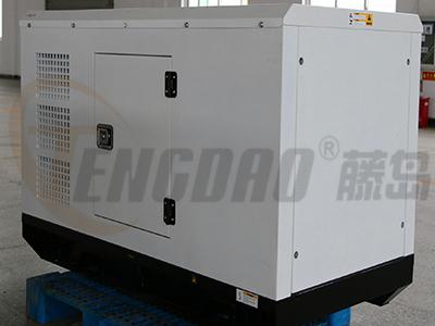 100KW静音柴油发电机组/无人看守型