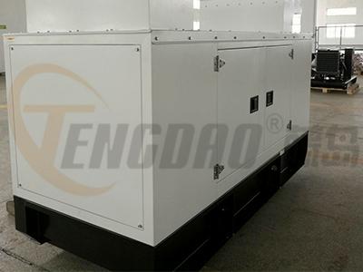 300KW静音柴油发电机/低噪音发电机组价格