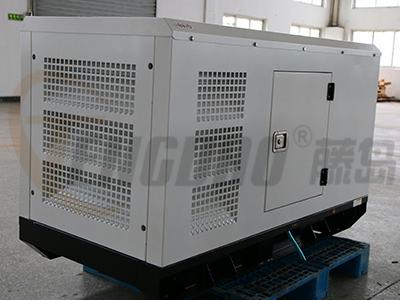450KW静音柴油发电机组