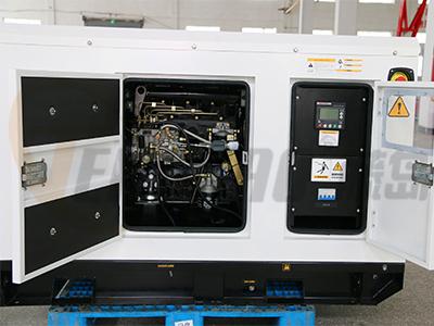 500KW柴油发电机组价格/静音发电机双电源控制柜