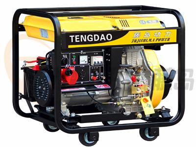 5KW柴油发电机/静音柴油发电机价格