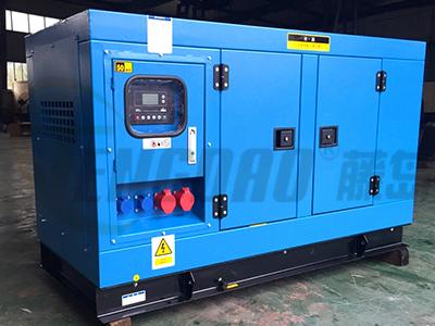 12KW静音柴油发电机组/四缸水冷发电机价格