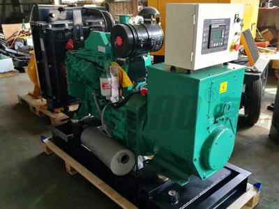 东风康明斯20KW柴油发电机,20千瓦发电机组价格