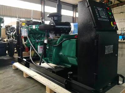 东风康明斯200KW柴油发电机组/6LTAA8.9-G2发电机价格