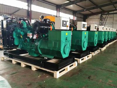 沃尔沃柴油发电机组250KW/进口发电机组价格