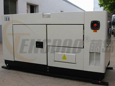 30KW静音柴油发电机组价格/三相四线发电机组厂家