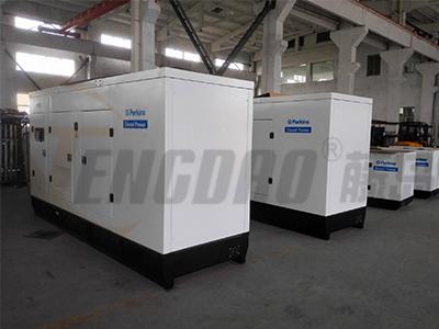 沃尔沃500KW静音柴油发电机组价格
