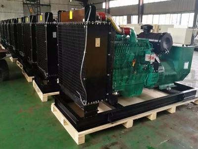 600KW凯普柴油发电机组参数价格