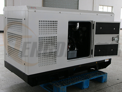 玉柴15KW柴油发电机组参数价格