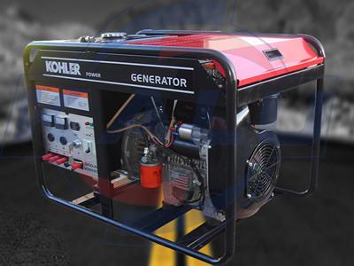 5.5KW进口柴油发电机组,科勒发电机组价格