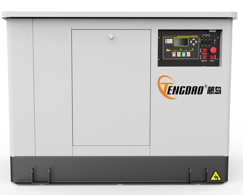 15KW静音汽油发电机组/多燃料燃气发电机组价格