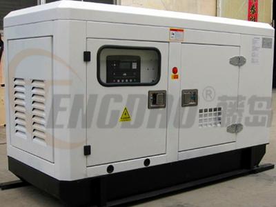 水冷12KW静音柴油发电机组价格