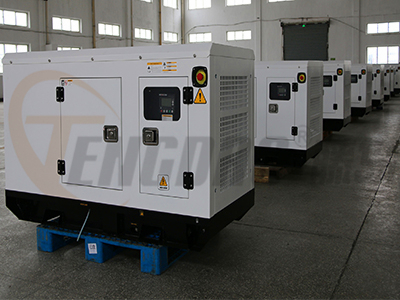 40KW静音水冷柴油发电机组价格/超市备用电源发电机组