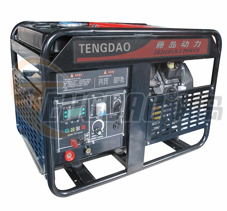 300A汽油发电电焊机介绍价格