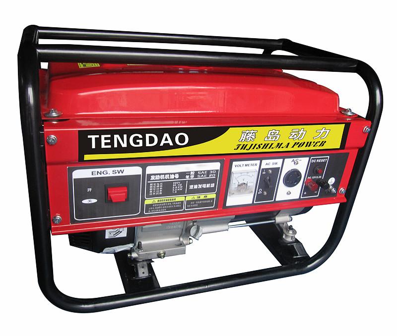 3千瓦家用汽油发电机参数价格